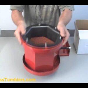 Polishing Brass with the Thumler's Model B Tumbler