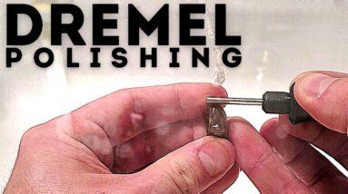 Polishing Lake Superior Agates w/ a Dremel!