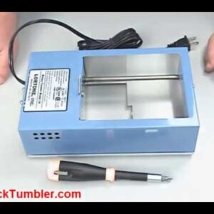 Replacing the Belt on a Lortone 3A Rock Tumbler