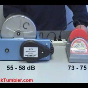 Rock Tumbler Noise Comparison