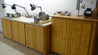 A Tour of My Lapidary Shop