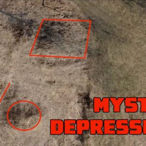 First Time Metal Detecting a Possible Logging Camp
