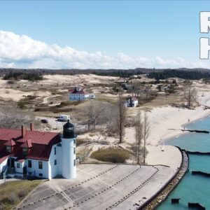 You'll Never Guess What I Found at Point Betsie Lighthouse