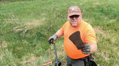 Interesting Metal Detecting Finds at Old Logging Camp