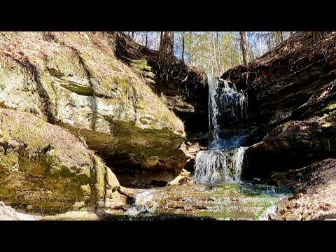 Horse Shoe Falls, Munising, Michigan