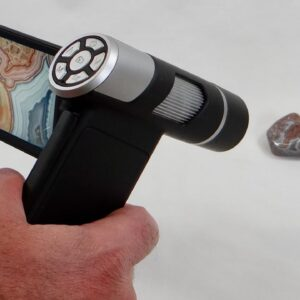 Andonstar AD 203 Microscope Reviewed by a Rockhound