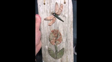 Dragonfly - Flower, 1st Attempt. #thefinders